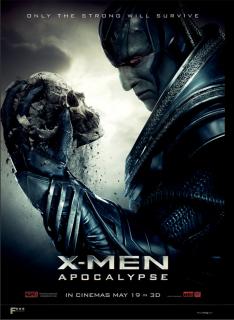 Fmoviemag #73 X-men Apocalypse poster