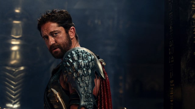 Gerard Butler - Gods Of Egypt (Photo Courtesy of Lionsgate)