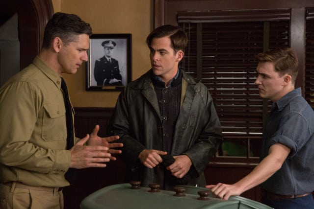 The Finest Hours - Eric Bana, Chris Pine, Kyle Gallner