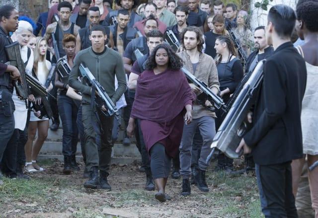 The Divergent Series: Allegiant - Spencer