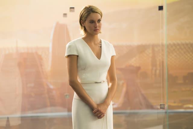 The Divergent Series: Allegiant - Tris