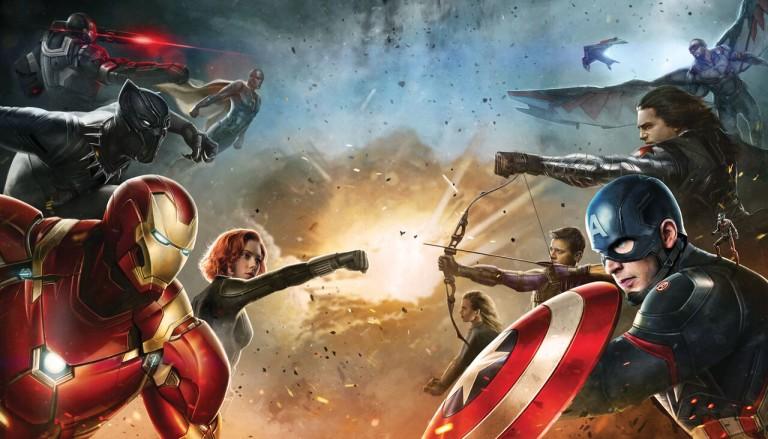 Cap vs. Iron Man: Who Has The Better Teammates?
