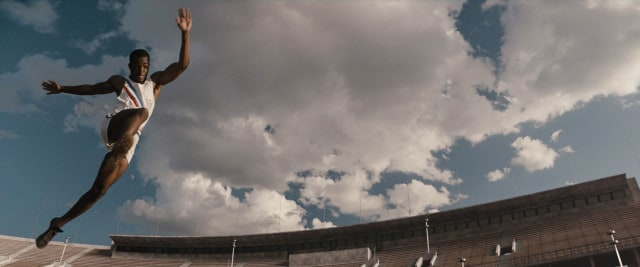 Stephan James stars as Jesse Owens in Stephen Hopkins' RACE, a Focus Features release. Credit : Focus Features