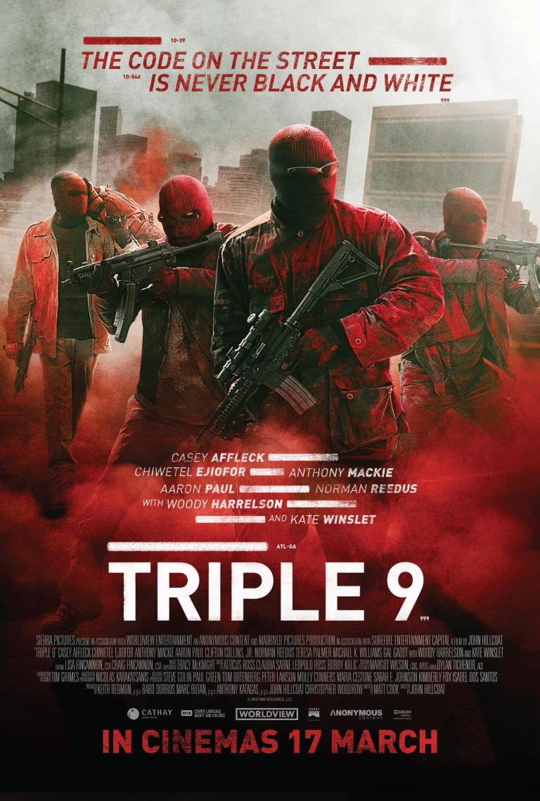 Triple 9 – Review