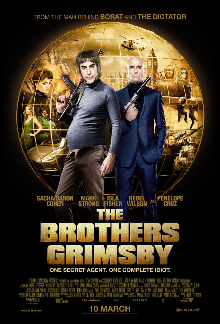 The Brothers Grimsby – Review