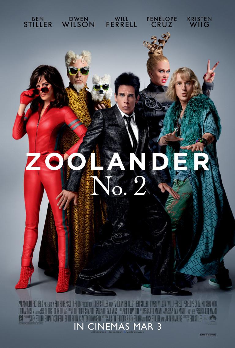Zoolander 2 – Review