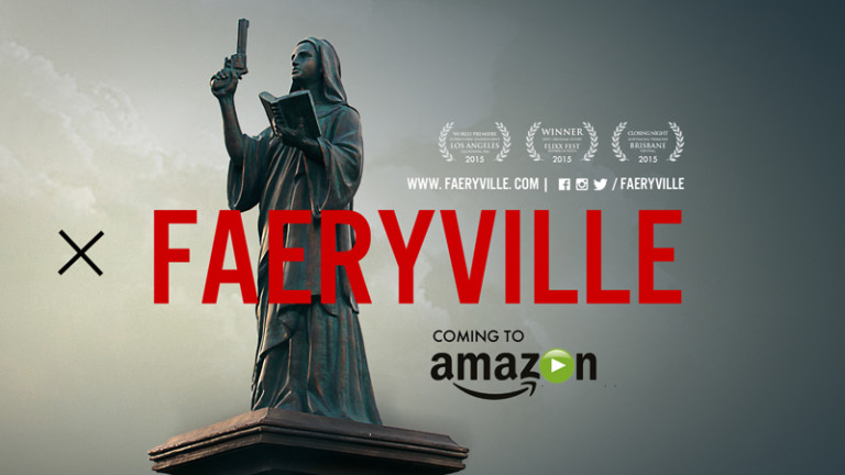 Singapore's dystopian youth film 'FAERYVILLE' gets Worldwide Release on AMAZON