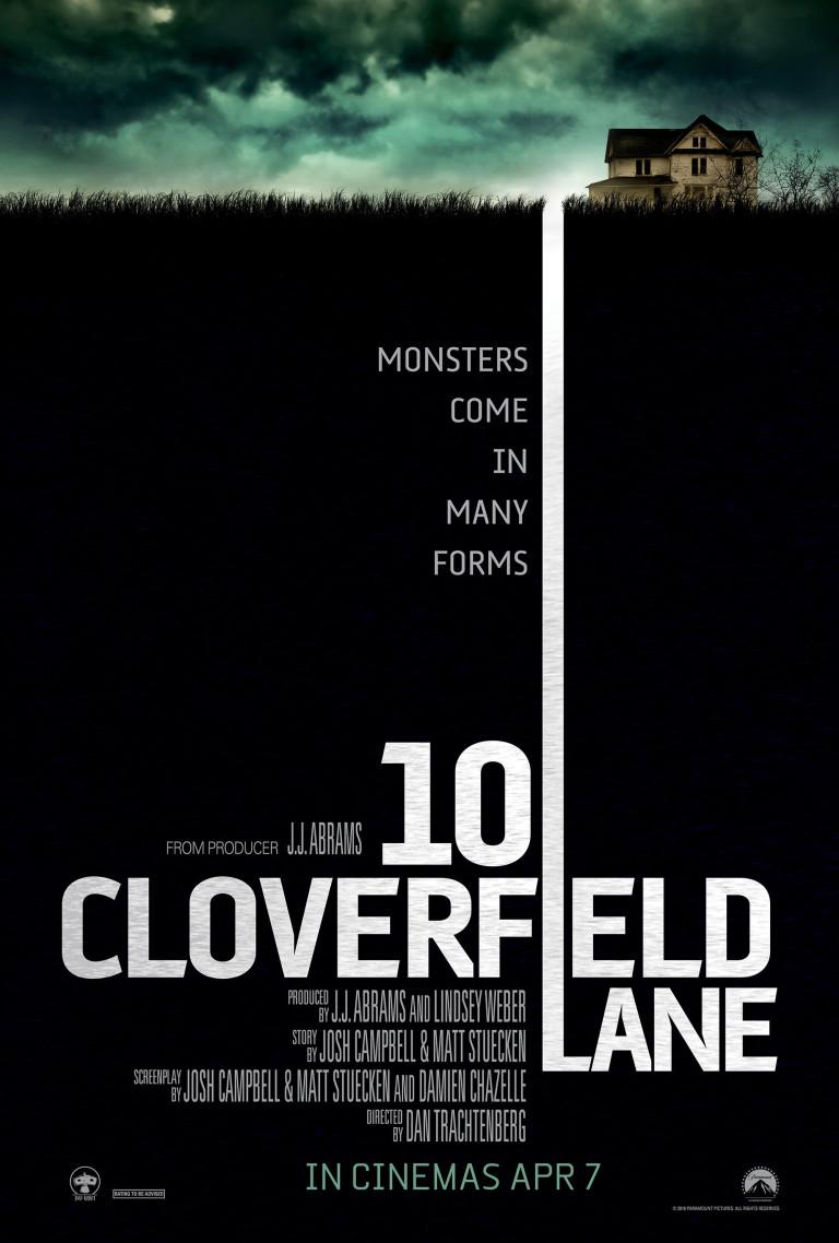 10 Cloverfield Lane – Review