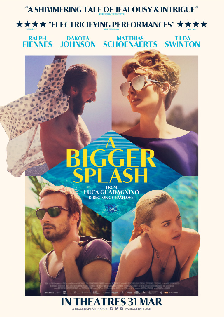 A Bigger Splash – Review