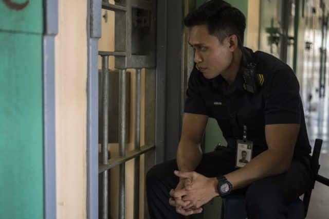 Apprentice - Fir Rahman as the protagonist Aiman (Photo: Meg White)