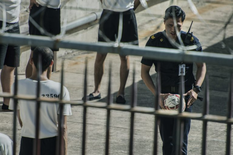 Boo Junfeng's 'Apprentice' to premiere at Cannes 2016
