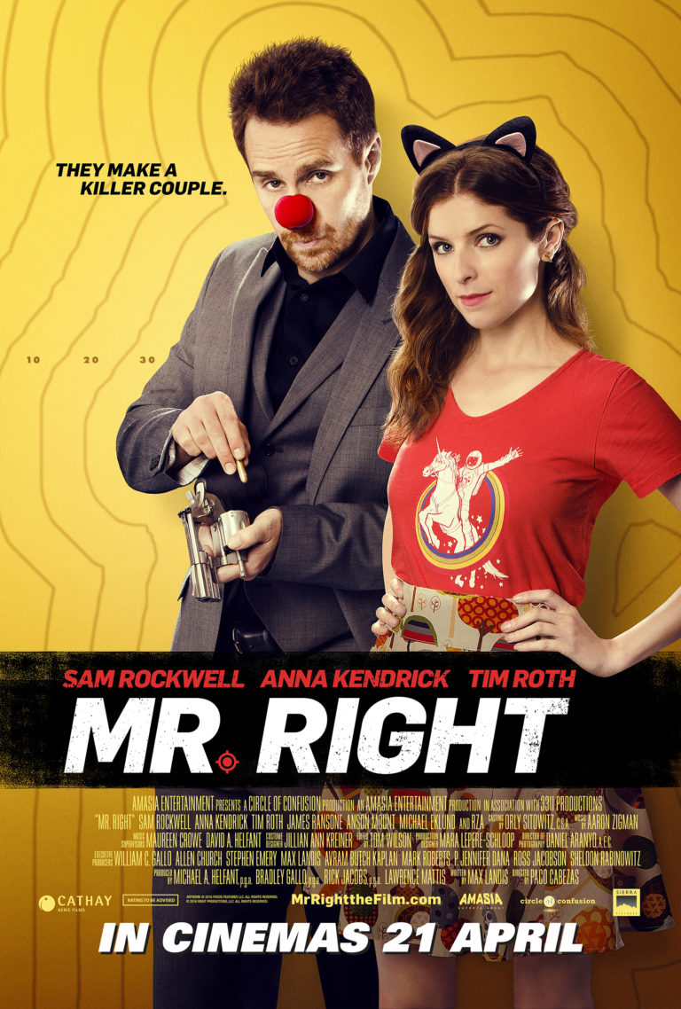 Mr. Right – Review