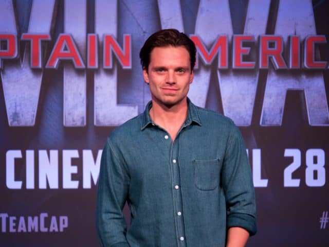 Team Cap in Singapore - Sebastian Stan