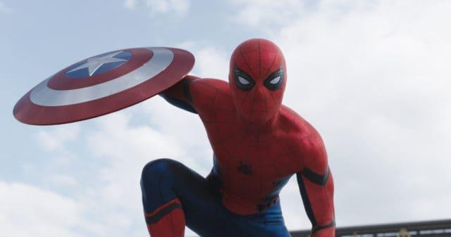Marvel's Captain America: Civil War..Spider-Man/Peter Parker (Tom Holland)
