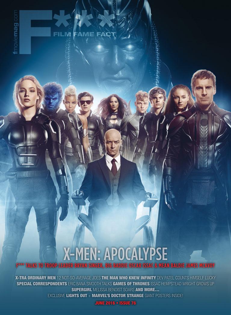 #76 (Jun 2016) X-Men: Apocalypse