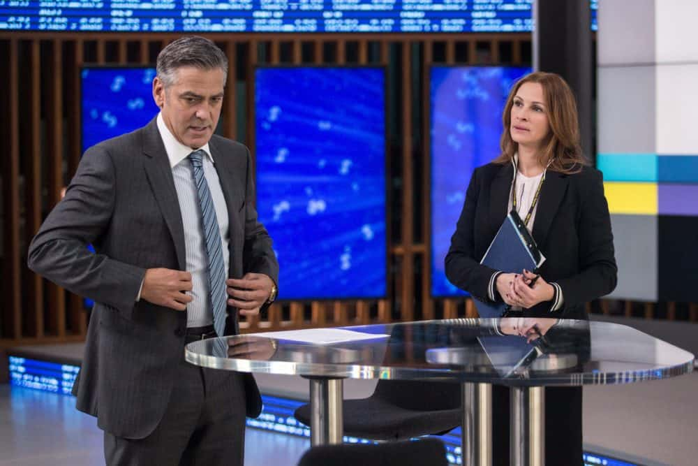 Money Monster - George Clooney;Julia Roberts