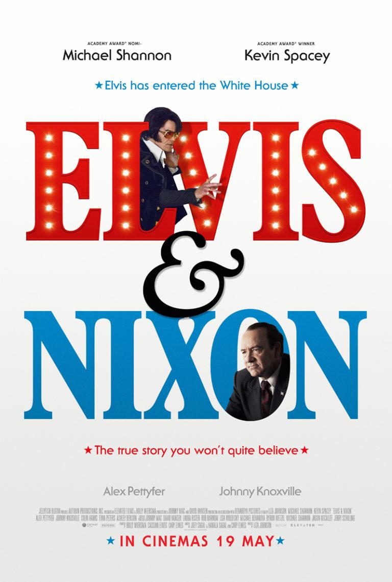Elvis & Nixon – Review