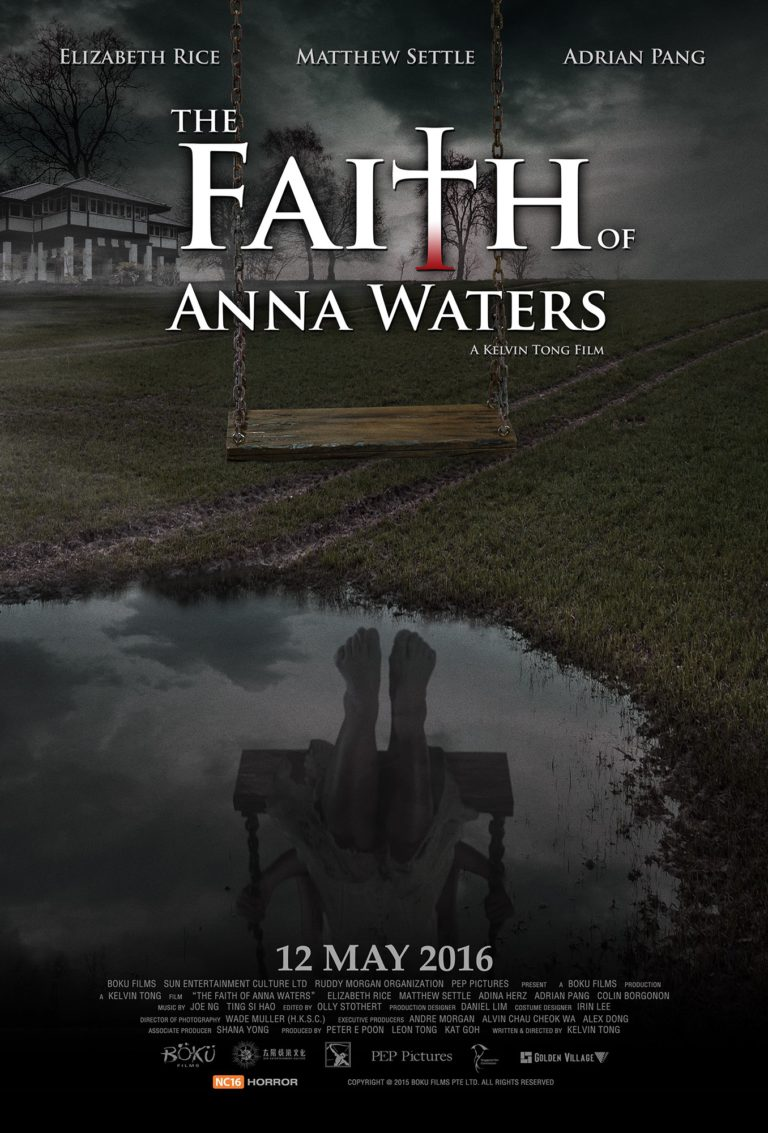 The Faith of Anna Waters – Review