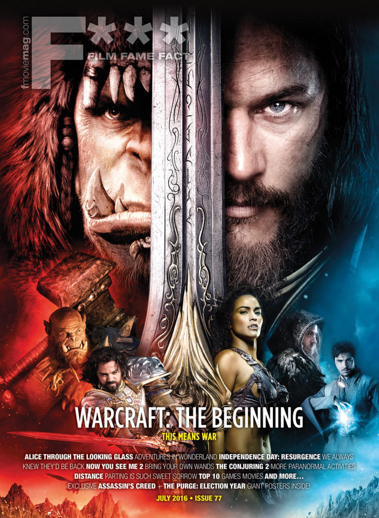 #77 (Jul 2016) Warcraft: The Beginning
