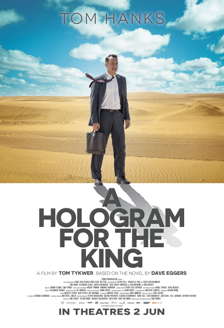 A Hologram For The King – Review