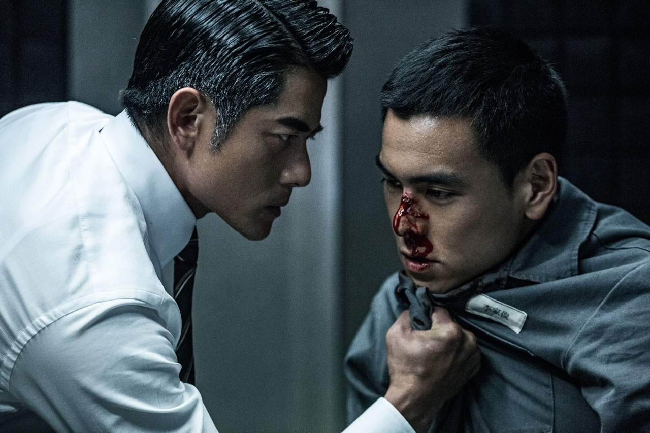 Aaron Kwok, Eddie Peng, Cold War 2, Copyright Encore Films