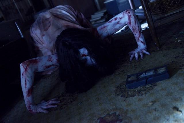 Kayako (character), Sadako VS Kayako, Copyright Encore Films