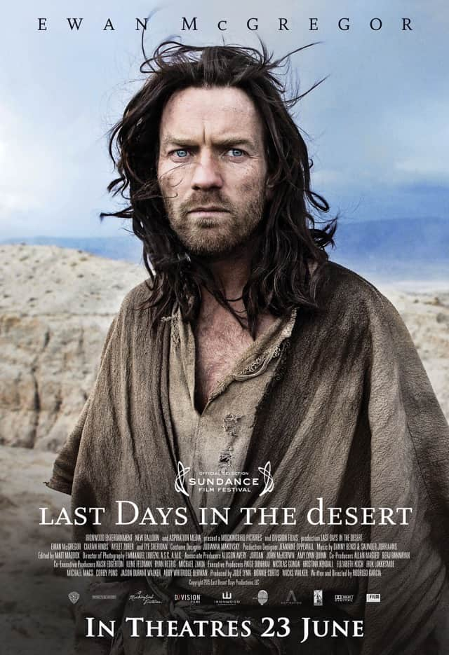 Last Days in the Desert – Review