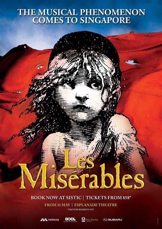Les Misérables (Musical, 2016) – Review