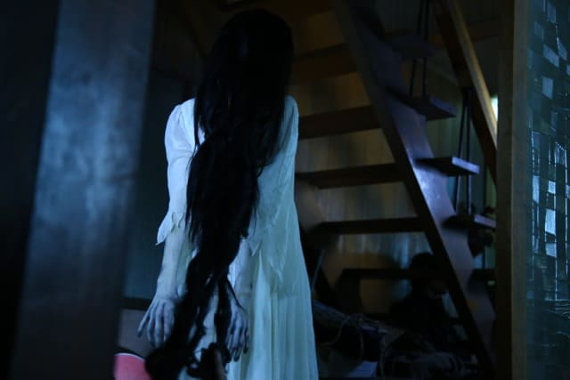 Sadako (character), Sadako VS Kayako, Copyright Encore Films