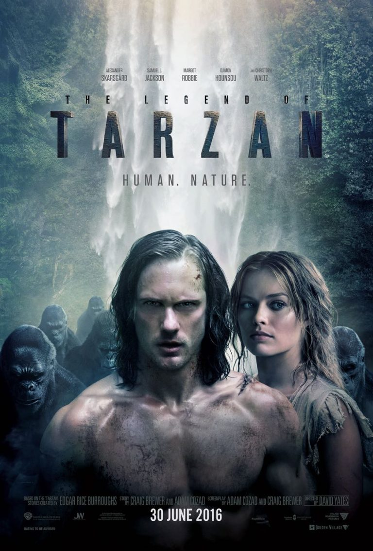 The Legend of Tarzan – Review