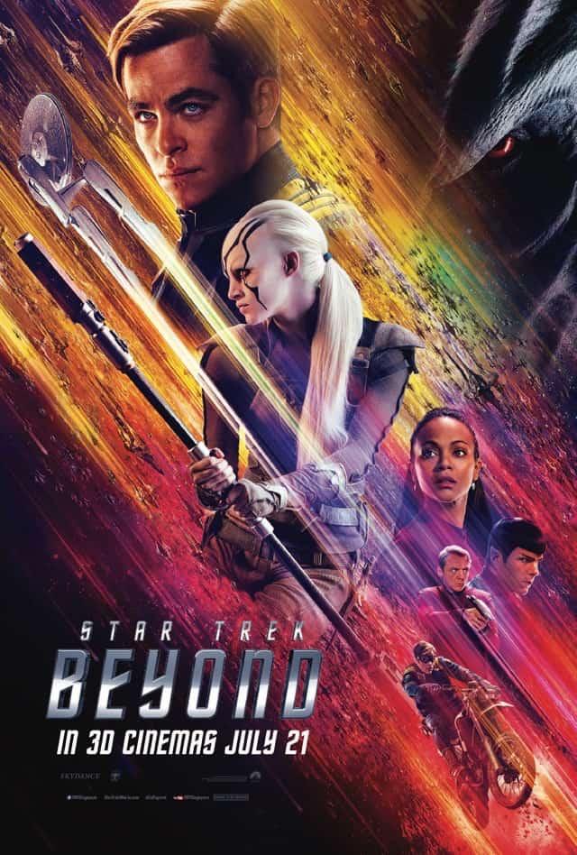 STAR TREK BEYOND – Contest
