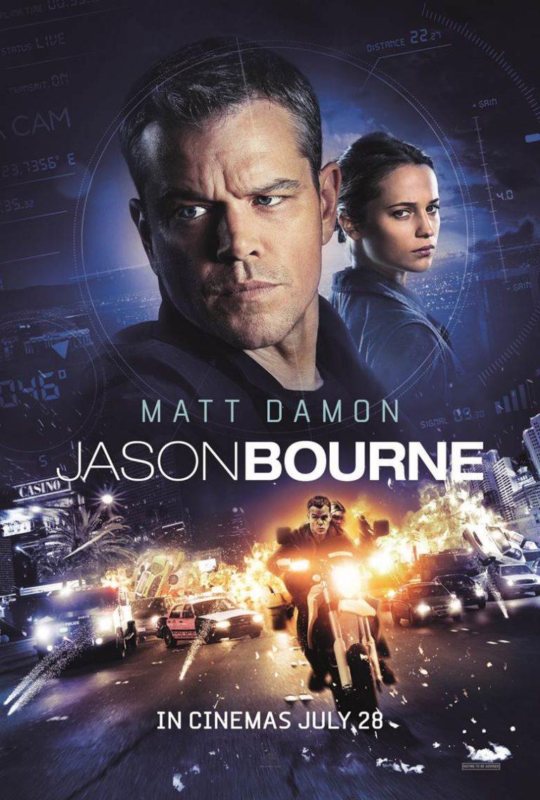 Jason Bourne – Review