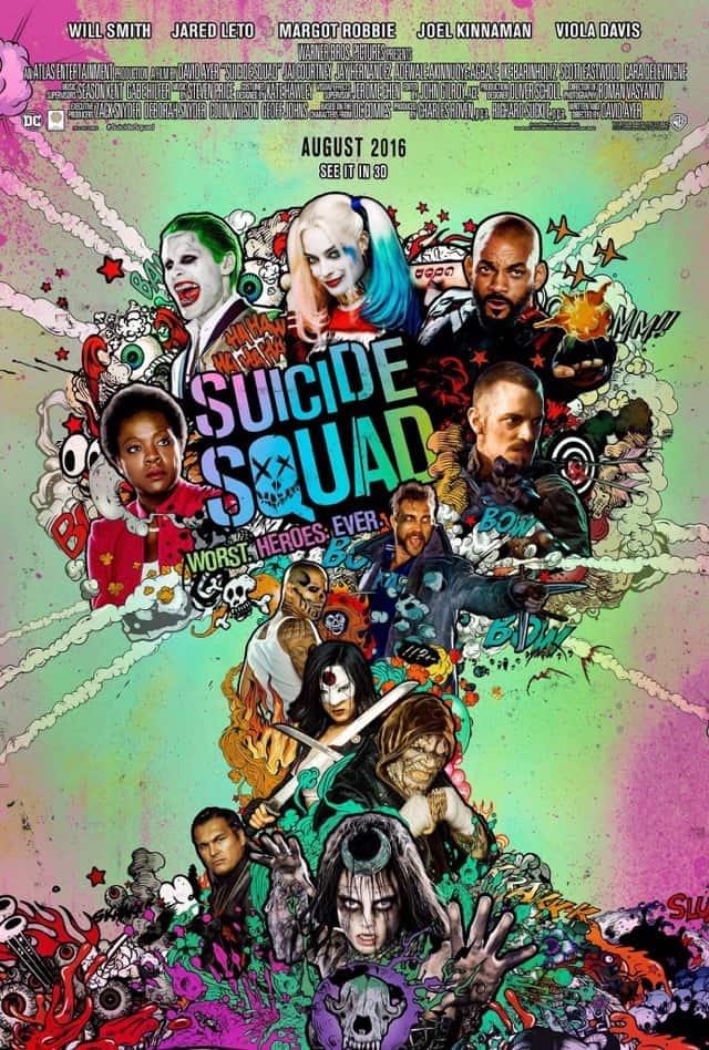 Suicide Squad – Review