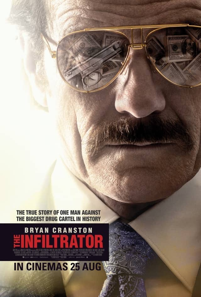 The Infiltrator – Review