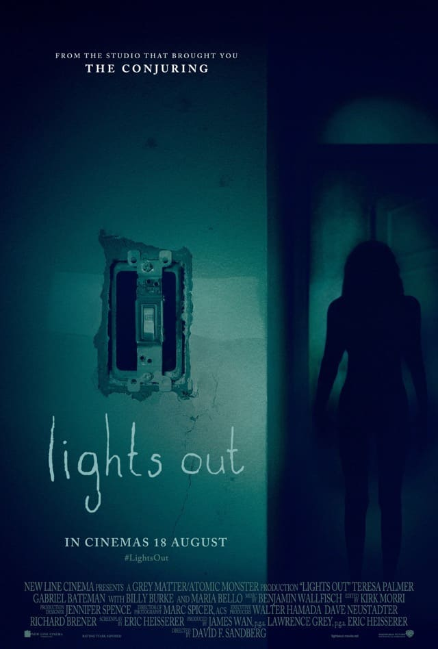 LIGHTS OUT – Contest