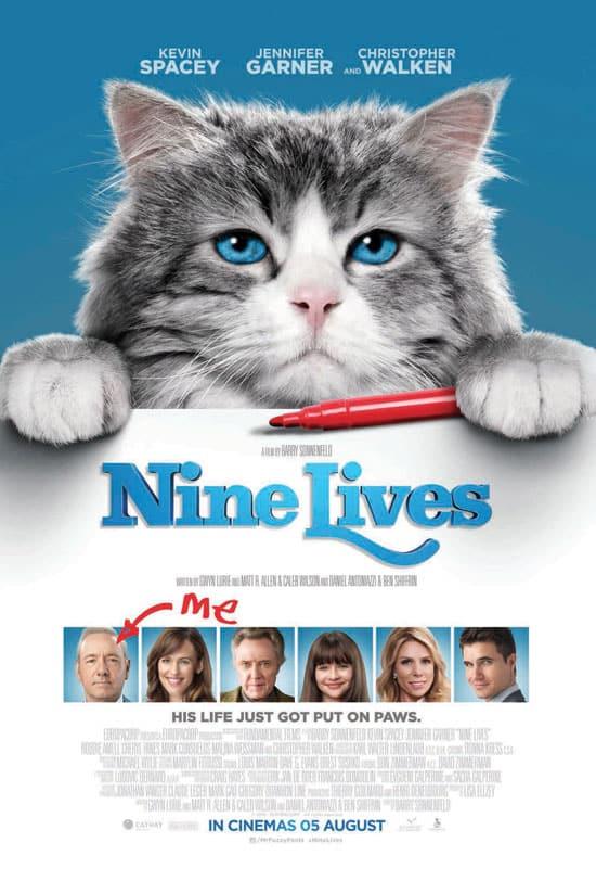 Nine Lives – Review