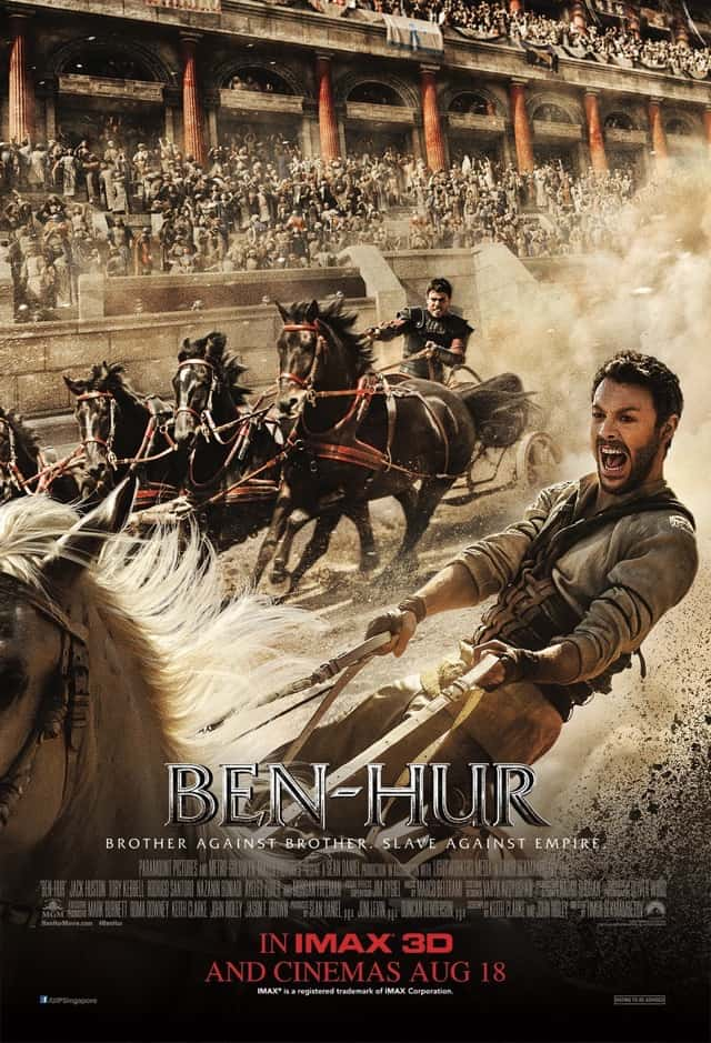 Ben-Hur (2016) – Review
