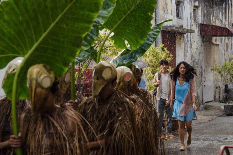 Malaysian filmmaker Dain Iskandar Said's fantasy thriller to open 27th Singapore International Film Festival