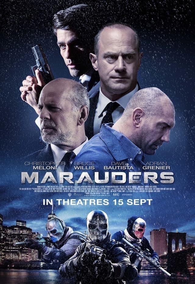 Marauders (2016) – Review
