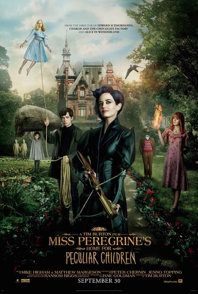 Miss Peregrine's Home for Peculiar Children (2016) – Review