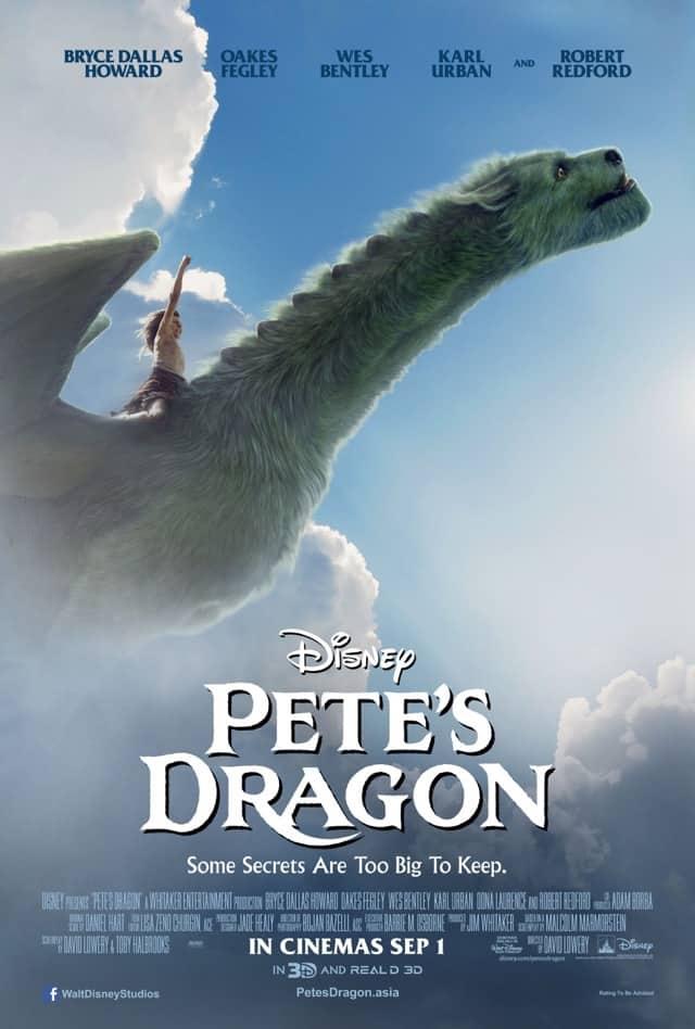 Pete's Dragon – Review