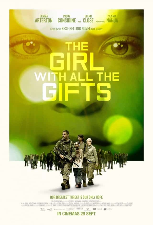 The Girl with All the Gifts (2016) – Review