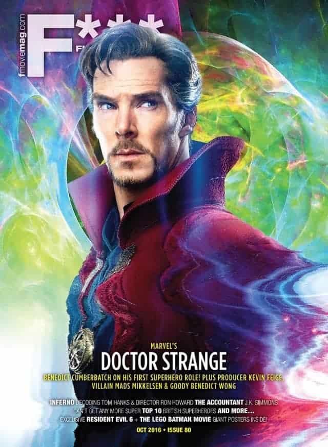 #80 (Oct 2016) Doctor Strange