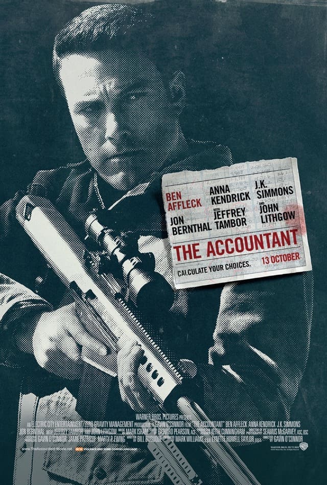 The Accountant (2016) – Review