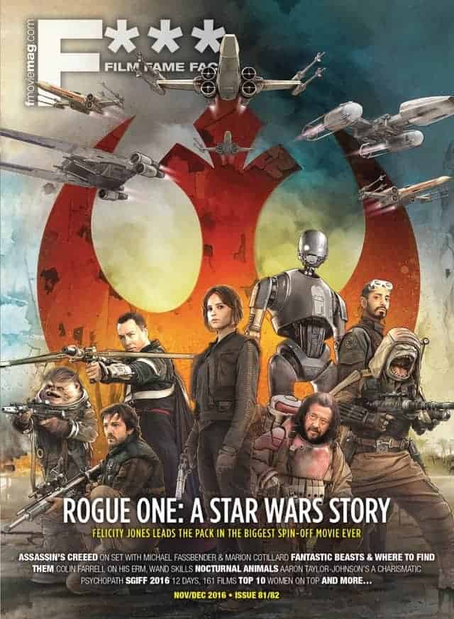 #81/82 (Nov/Dec 2016) – Rogue One