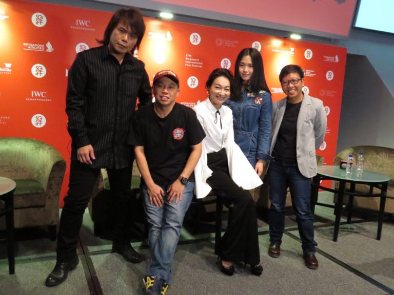 27th SGIFF: In Conversation & On The Red Carpet With The Cast & Crew Of 'MRS K'