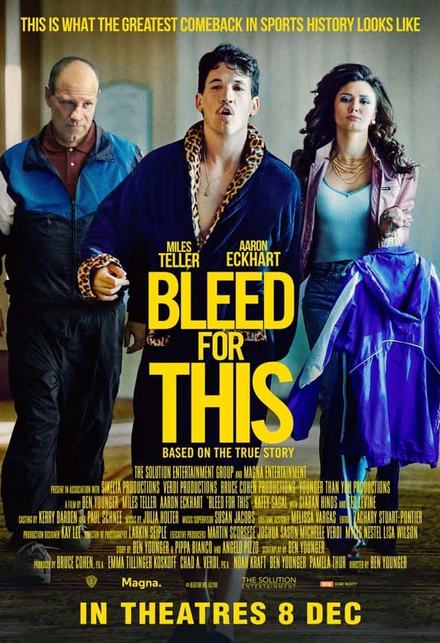 Bleed for This (2016) – Review
