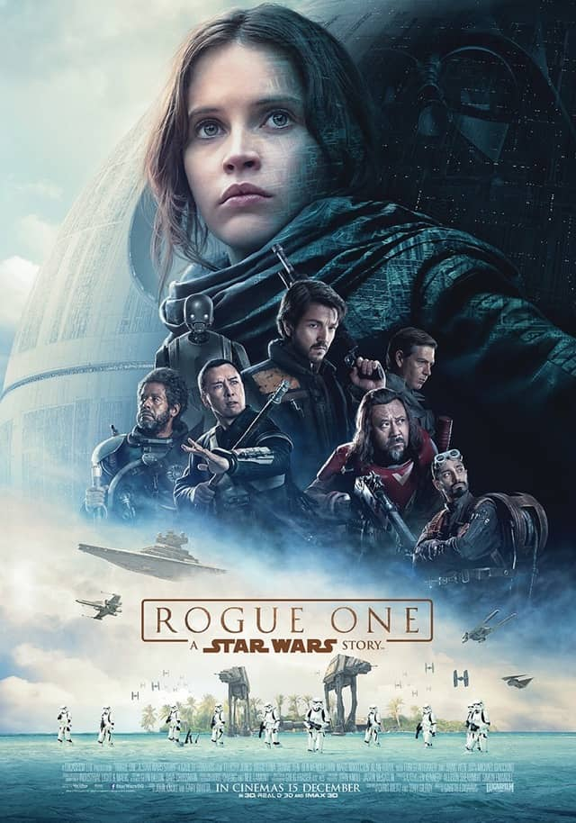 Rogue One: A Star Wars Story (2016) – Review