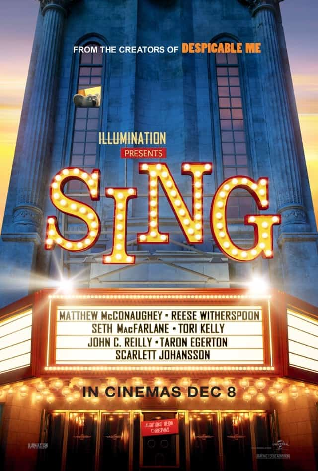 Sing (2016) – Review