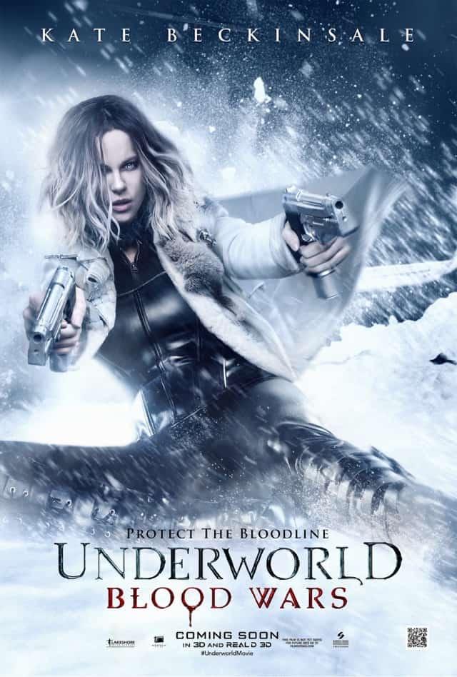 Underworld: Blood Wars (2016) – Review